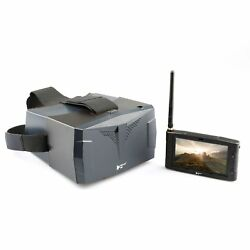 Hubsan H122D RC Quadcopter FPV Goggles and Display Set HV002 USA Stock $49.90