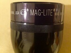 Mag Light Flashlight In Excellent Condition 12quot; Black $17.99