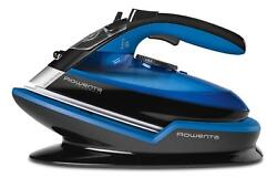Rowenta Freemove Cordless Steam Iron w/ 400 Holes Stainless Steel Soleplate $79.95