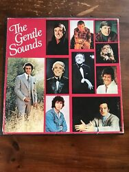 The Gentle Sounds Columbia House Boxed Vinyl Record Set 1970s