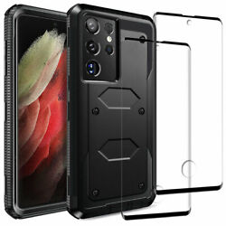 For Samsung Galaxy S8 S9+ Plus Note 9 Note 8 Case Cover With Kickstand Belt Clip