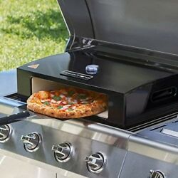 Outdoor Pizza Oven Grill Camping Gourmet Baking Bread Meat Fish Patio Cooking