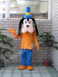 Goofy Mascot Cartoon Fancy Costumes Makeup Party Theater Clothing Adult size 075 $109.00