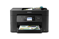 Epson WorkForce Pro WF-4720 Wireless AlI in One Printer Copy Scan Print Fax $160.00