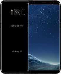 Samsung Galaxy S8 SM-G950U (Latest) 64GB GSM Unlocked T-Mobile- AT