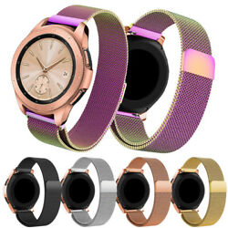 Milanese Magnetic Band Loop Bracelet Strap for Samsung Galaxy Watch 42mm SM-R810