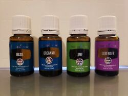 NEW! SEALED! FRESH STOCK! Young Living Essential Oils 5 &15 ml - FREE SHIPPING