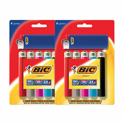 BIC Classic Lighter Assorted Colors 12 Pack $13.74