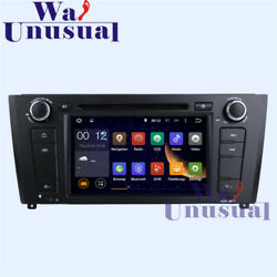 Android 7.1 Car PC DVD Player For BMW 1 Series E81E82I20 Stereo GPS Navigation