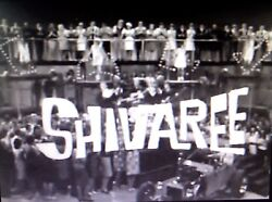 SHIVAREE COMPLETE SERIES ON DVD 1960's ROCK 'N' ROLL
