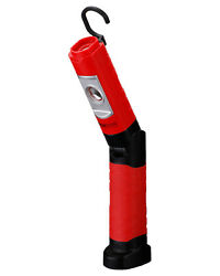 Portable amp; Rechargeable LED Work Light Magnetic Flashlight LED Torch with Hook $43.99
