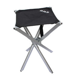 BRS-D2 Portable Mini Folding Stool Garden Chair for Fishing Camping Hiking House