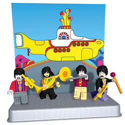 Beatles Collectibles: 2012 K'NEX Yellow Submarine Figures Series 1