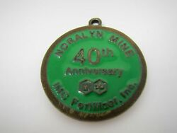 Vintage Keychain Charm: Noralyn Mine 40th IMC Fertilizer Inc Phosphate $99.99