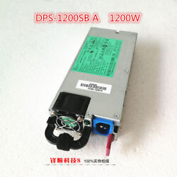 FOR HP G8 Server Power 1200W DPS 1200SB A 643933 001 660185 001 $98.59
