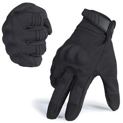 Tactical Full Finger Gloves Motorcycle Hunting Shooting Men Touch Screen Hunting $10.44