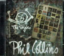 Phil Collins  The Singles  2 CD SET  New Sealed Fast Free Shipping