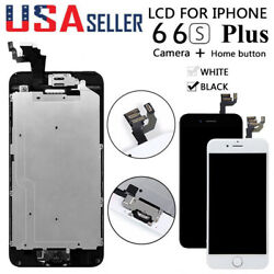 For iPhone 6S 6 Plus LCD Touch Screen Full Replacement With Home Buttonamp;Camera $20.30