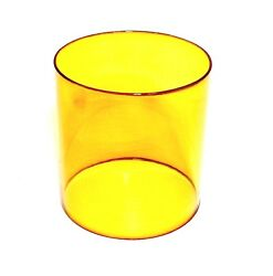 Replacement AMBER Lantern Globe FOR COLEMAN 214 282 285 286 288 5150 MORE $17.99