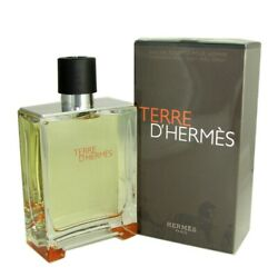 Terre D' Hermes for Men 6.7 oz 200 ml Eau de Toilette Spray