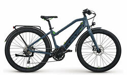 2018 e-IZIP Moda e bike Youth Grey Comfort-Free Shipping & Building