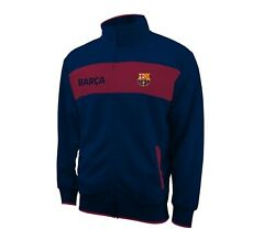 Fc barcelona jacket soccer authentic official mens for messi fans new season fcb $39.99