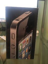 BRAND NEW COLLECTOR ITEM VERY RARE Apple iPhone 4 - 8GB - Black (Unlocked) A1332