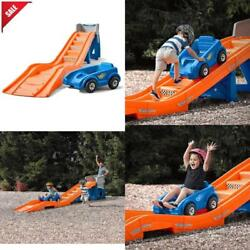 Hot Wheels Extreme Thrill Coaster Ride On Kids Playground Christmas Gift ?