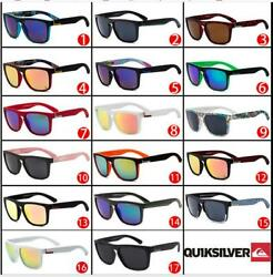 HOT With Box QuikSilver 17 Colors Stylish Men Women Outdoor Sunglasses UV400 $7.50