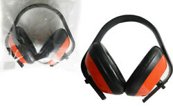 Noise Blocking Earmuffs Ear Hearing Sound Defender - Adjustable - Lightweight