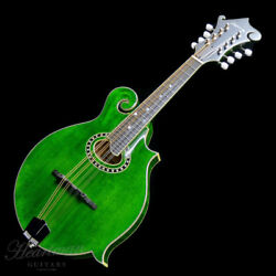 Eastman MD-614 See-through Green