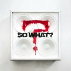 WHILE SHE SLEEPS - SO WHAT (2 LP) [VINYL RECORD] [PRE-ORDER] [NEW SEALED]