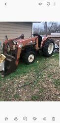 yanmar tractor 226Yanmar tractor  Parked for 8 years. Was working until engine