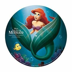 Various Artists - Little Mermaid 050087304133 (Vinyl Used Very Good)