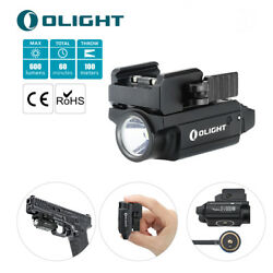 OLIGHT PL-MINI Valkyrie 2 600 Lumens Magnetic Rechargeable Pistol Tactical Light $89.95