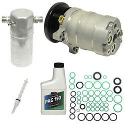 New AC Compressor and Component Kit 1051046 -  DeVille Fleetwood