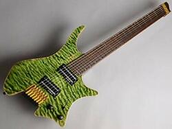 Strandberg Boden J7 Custom Order Model  Leaf Green Electric Guitar (7 Strings)