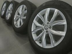 18 Inch Winter Wheels Original VW Tiguan II Allspace 5na601025b Kingston (A26)