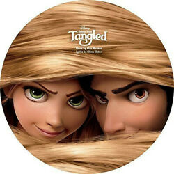 Various Artists - Songs From Tangled (Vinyl Used Very Good)