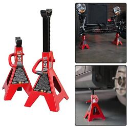 CAR JACK STANDS 2 Ton Vehicle Support 17