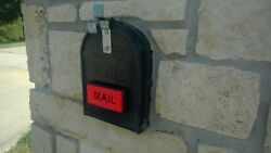 Mailbox flag Front mount Great on brick stone mailbox Stylish replacement $12.50