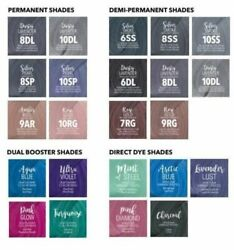 GUY TANG #mydentity HAIR COLOR DIRECT DYEDEMIPERMANENTBOOSTERSFULL LINE $13.90
