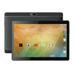10.1'' Inch Google Gaming Tablet PC Android 7.0 Quad Core Dual Camera Wifi 32GB