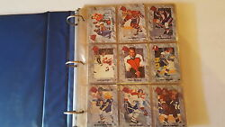 1991 CLASSIC FOUR 4 SPORTS COMPLETE SET IN PAGES AND ALBUM + LP 10 CARD  SET!!!!