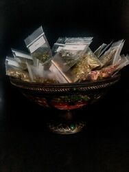 10 HerbResin Kit PAGAN SPELLS WICCA WITCHCRAFT YOU CHOOSE SHIPS FREE