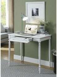 Convenience Concepts French Country Desk 36-Inch White ( X3 Table) $240.00