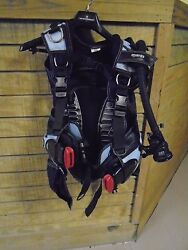 Mares Aliikai She Scuba Dives Jacket SS1 Atomic Safe Second Inflator Plus Small