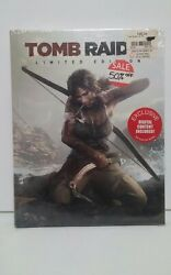 BradyGAMES Tomb Raider Collector's Edition Strategy Guide - NEW SEALED