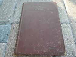 Antique Bissell Book BIBLICAL ANTIQUITIES: A HAND BOOK 10th Ed. Green Fund 5