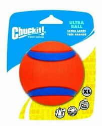 Chuckit Ultra Ball for Dog Ball Super Bouncy Rubber Balls X Large 1 Pack